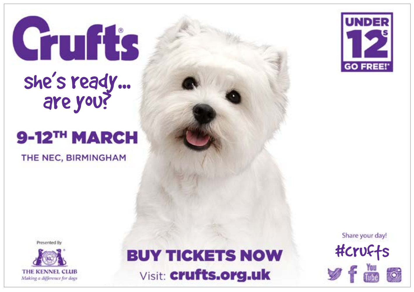 What's On In Dogland – Kennel Club – Crufts 2017